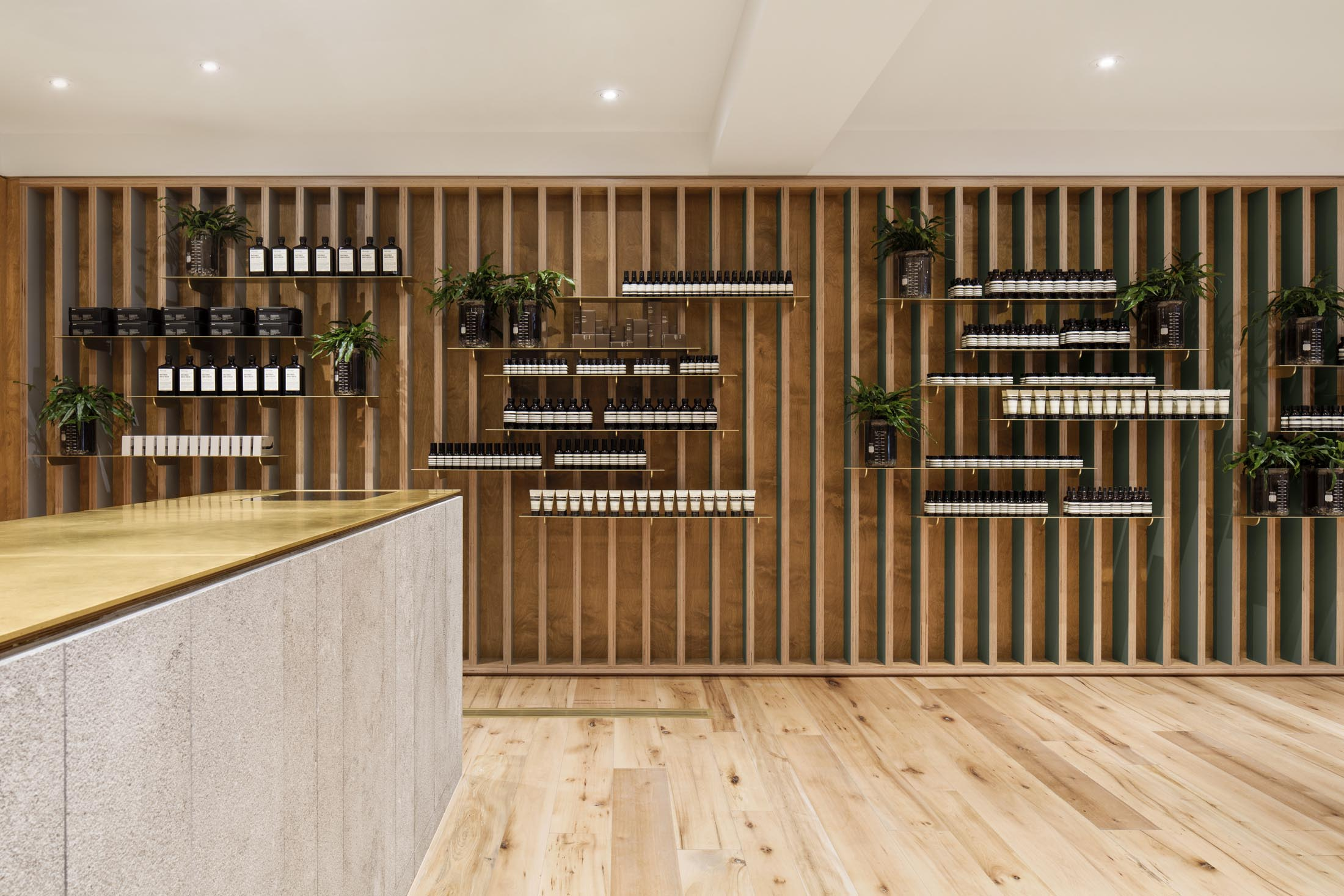Aesop Mile End Naturehumaine Interiors Inside Ideas Interiors design about Everything [magnanprojects.com]