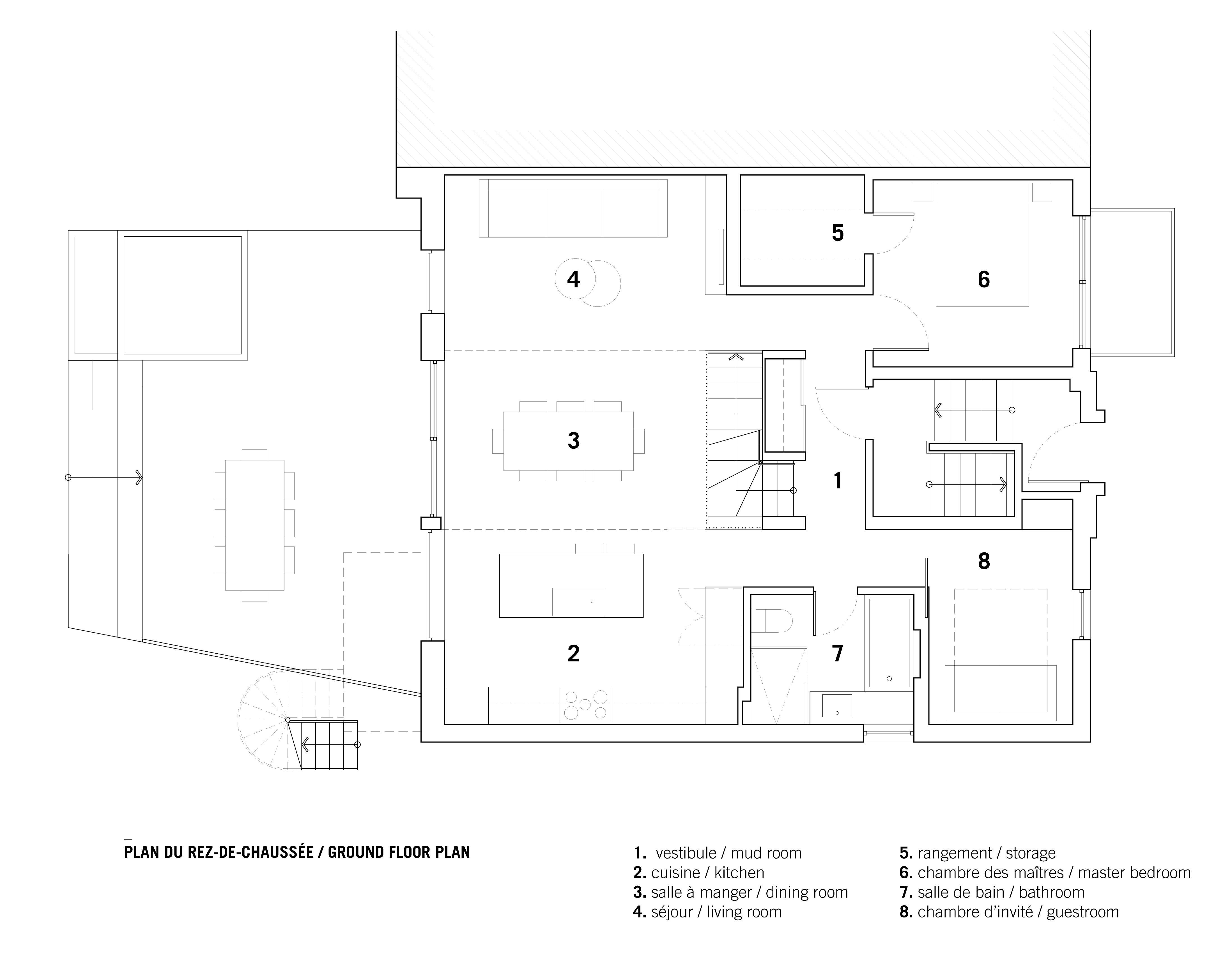 Plan Bessborough