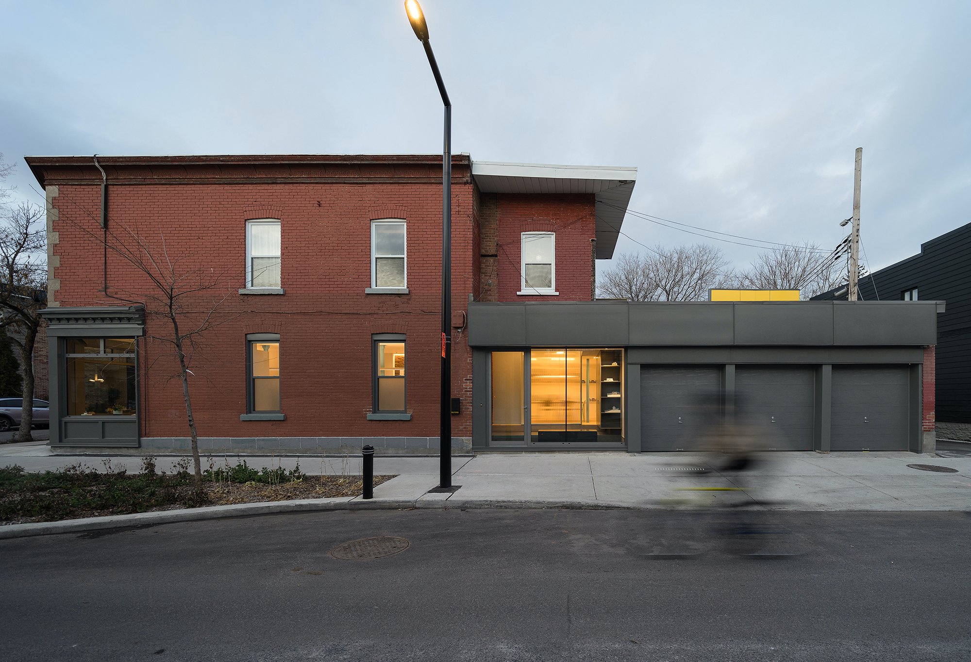 naturehumaine atelier architecture design office renovation commercial montreal